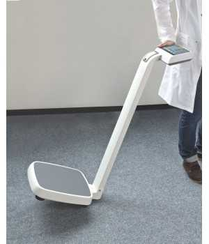KERN MPE 250K100HM Personal floor scale with Height measuring stick