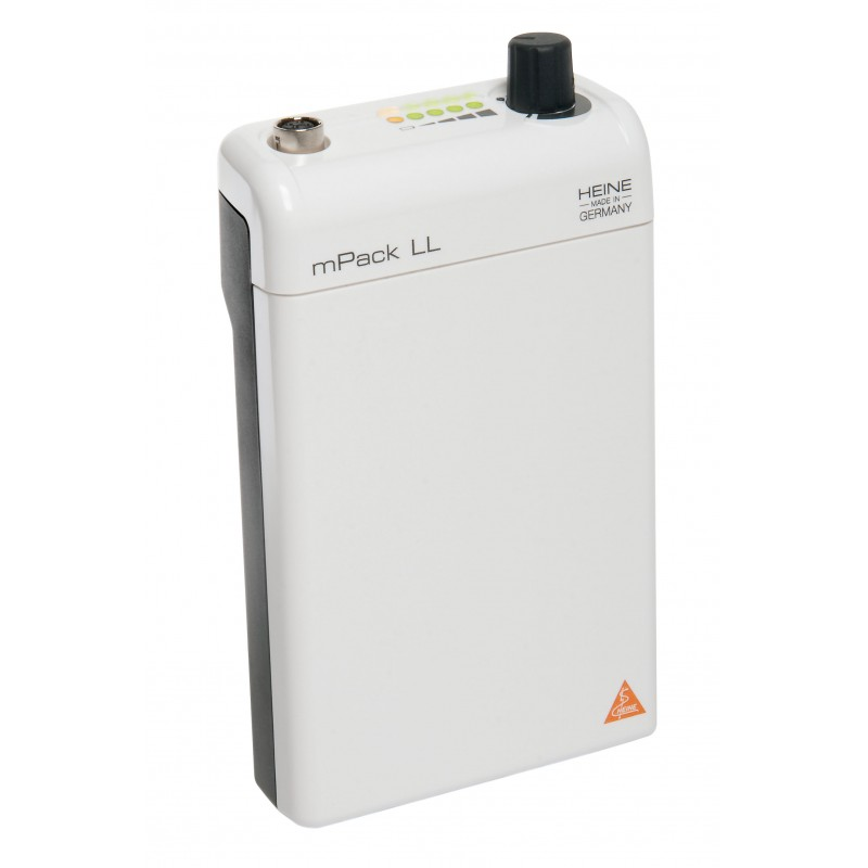 HEINE mPack and plug-in transformer