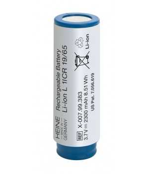 Li-ion rechargeable battery for BETA 4