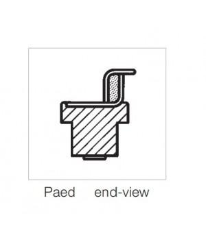 Laryngoscope Blade HEINE Classic+ Paed 0 F.O.