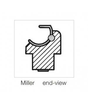Laryngoscope Blade HEINE Classic+ Miller 00 F.O.