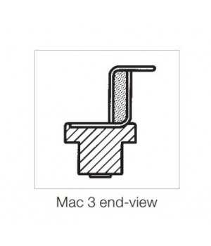 Laryngoscope Blade HEINE Classic+ Macintosh 0 F.O.