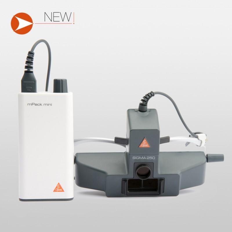 HEINE SIGMA 250 LED M2 Kit with mPack LL