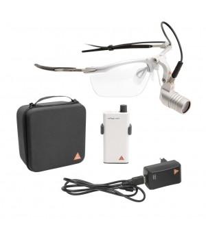 HEINE LED MicroLight 2 on S-FRAME with mPack mini