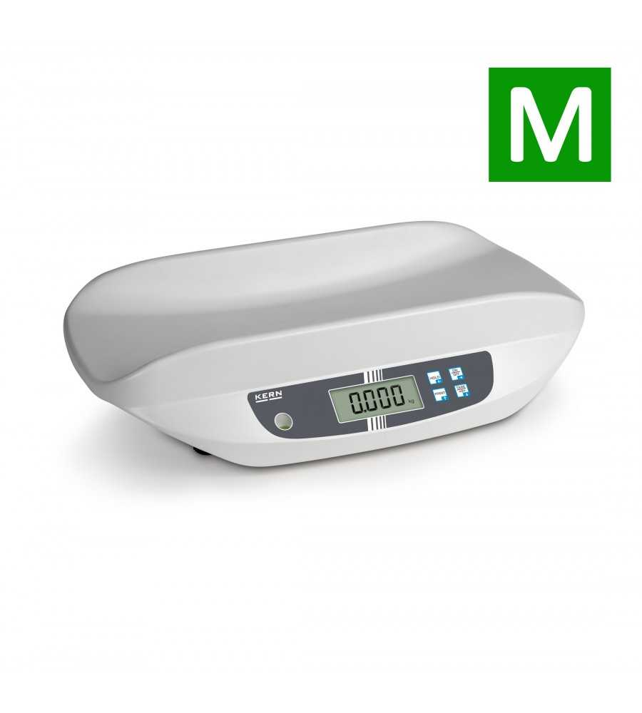 Baby scale medical approval KERN MBA 10K-3M