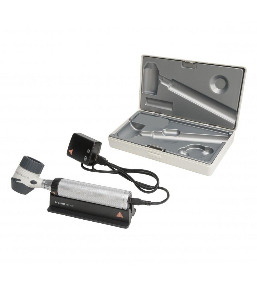 HEINE DELTA 20 T Dermatoscope Set with BETA 4 USB