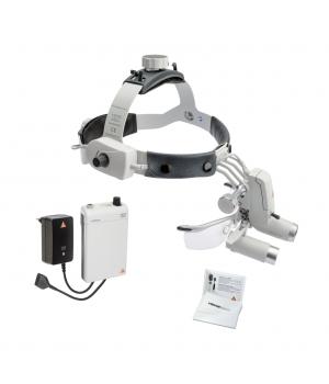 HEINE ML4 LED HeadLight Kit 4 with HRP optics 4x