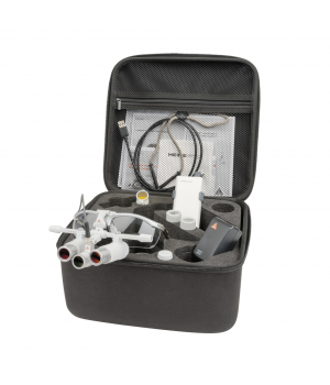 HEINE LoupeLight 2 LED Set with HRP optics 6x