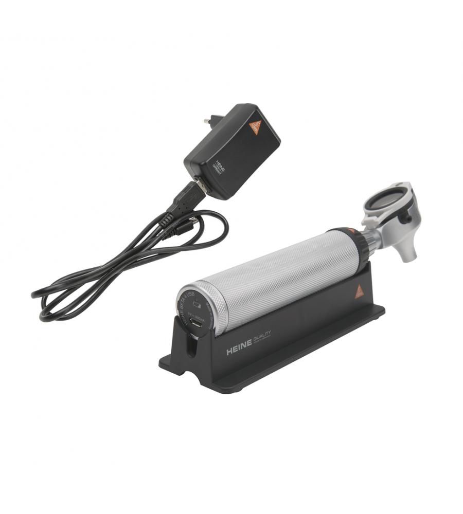 HEINE BETA 200 VET LED F.O. Otoscope Kit