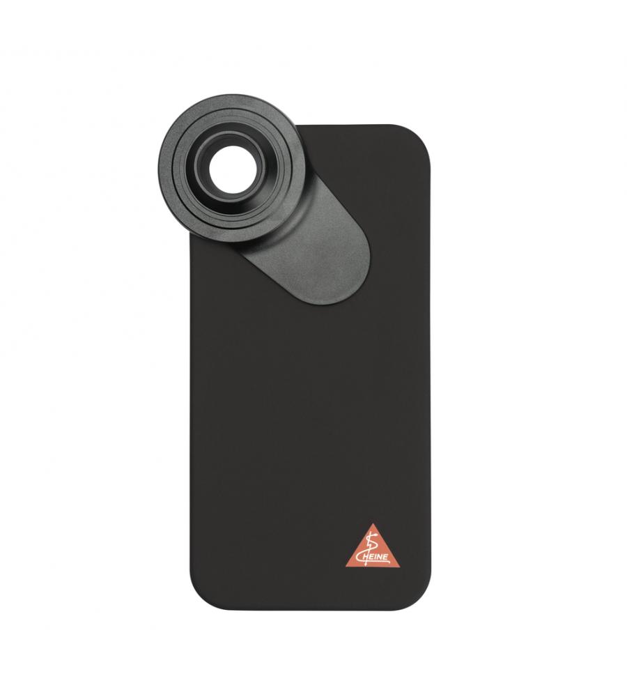 HEINE DELTA 30 Dermatoscope mounting case Apple iPhone
