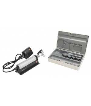 HEINE BETA 400 F.O. LED Otoscope Set USB+