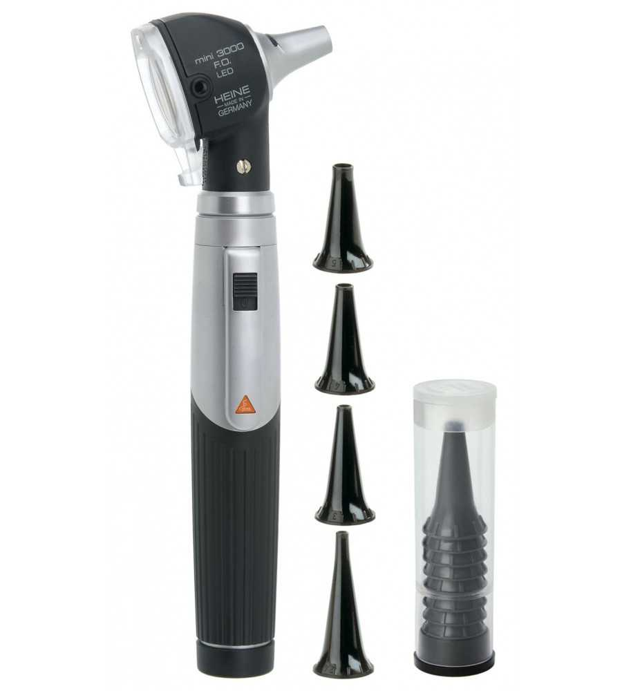 HEINE mini 3000 LED F.O. Otoscope