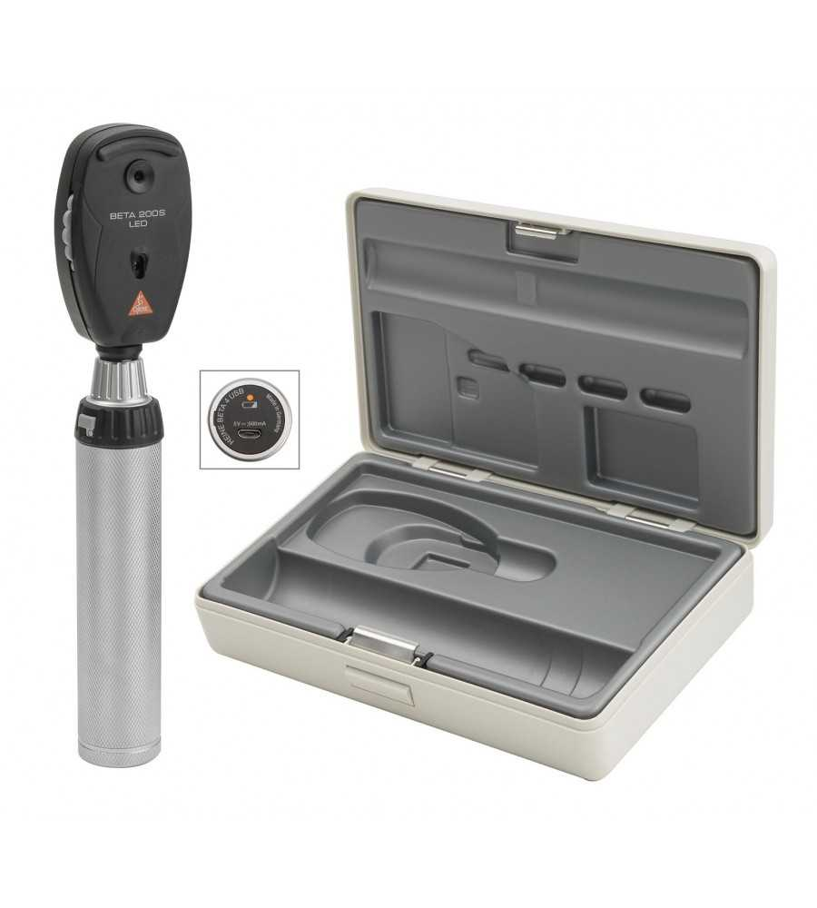 HEINE BETA 200 S LED Ophthalmoscope Set
