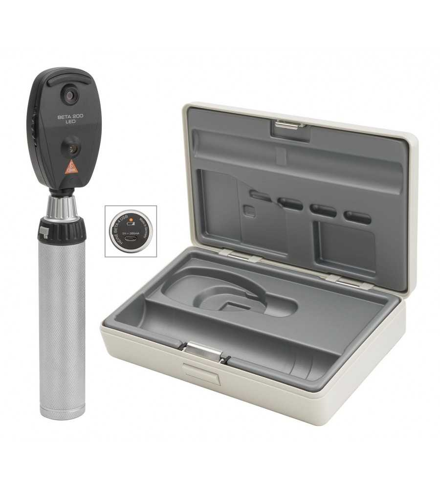 HEINE BETA 200 LED Ophthalmoscope Set USB