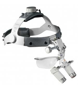 HEINE HRP 3.5x 420mm Binocular Loupes on Headband