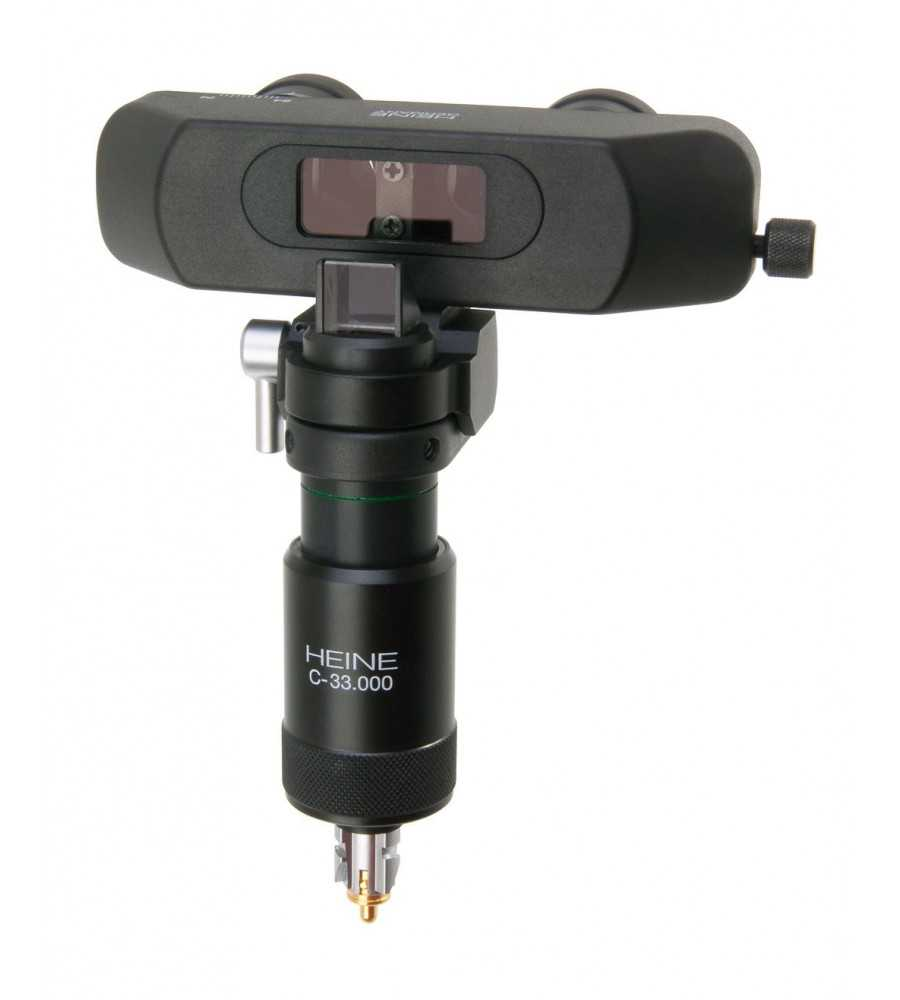 Hand-held Indirect Ophthalmoscope, BINOCULAR