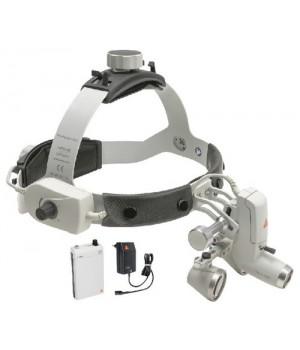 HEINE ML 4 LED HeadLight Kit 2c with HR 2.5x / 420 mm