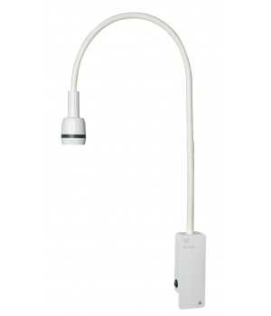 HEINE EL 3 LED Examination Light with wheeled stand
