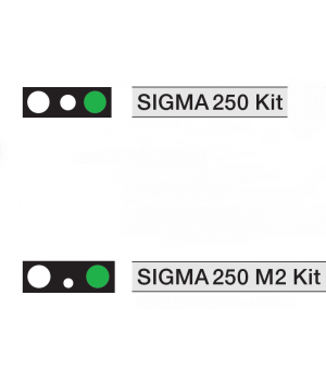 Set of HEINE SIGMA 250 LED