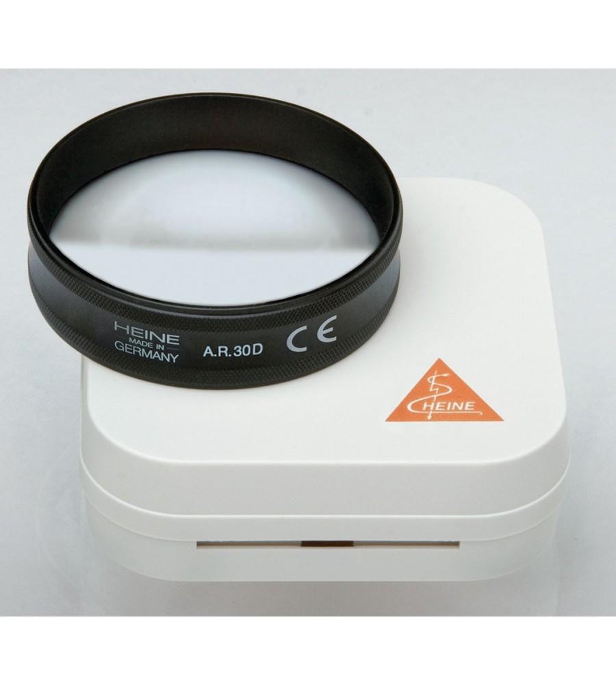 HEINE A.R. 30D Aspheric Ophthalmoscopy Lens