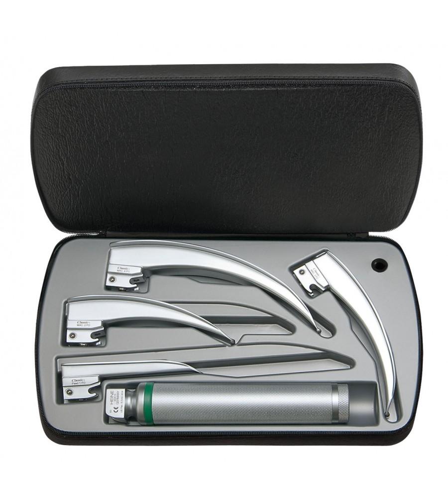 HEINE Classic+ LED Laryngoscope Set
