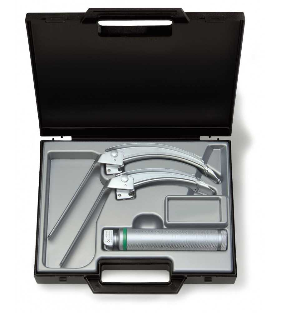 HEINE FlexTip+ LED Laryngoscope Set