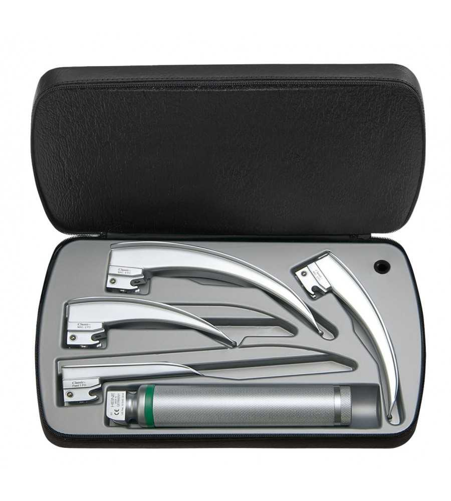 HEINE Classic+ LED Laryngoscope Set