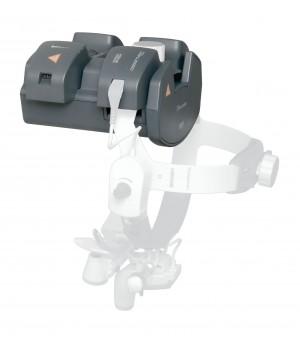 HEINE ML4 LED HeadLight Kit 10c with loupes HRP 6x
