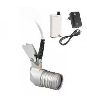 HEINE LED LoupeLight 2 with mPack mini and E4-USB