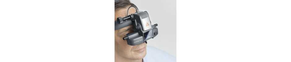 HEINE OMEGA 500 LED inderect Ophthalmoscope